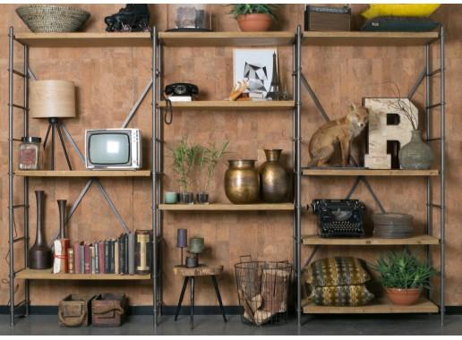 O mobiliário segue a moda