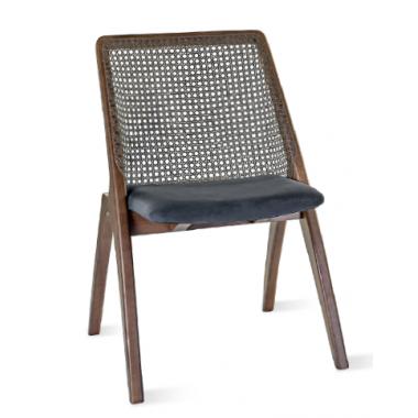Cadeira Pitanga em Couro