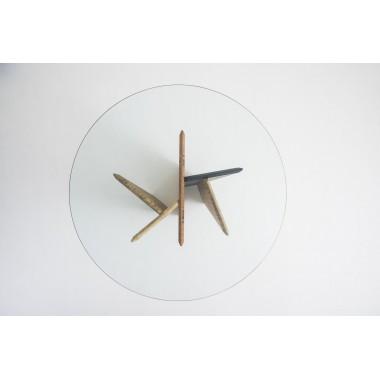 Mesa de Jantar Papilo - (várias lâminas de madeira)