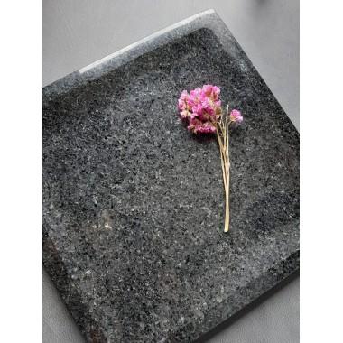 Bandeja Quadrada em mármore