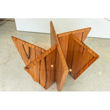 Mesa de Jantar Papilo - (único tipo de madeira)