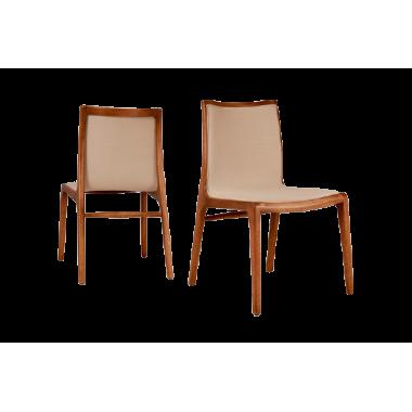 Cadeira Cloe em Tecido